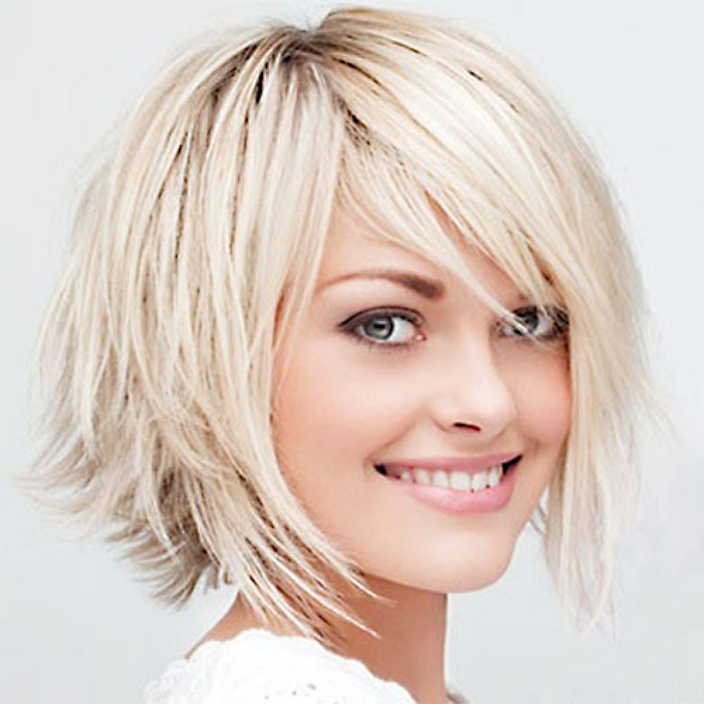 Bob Choppy Hairstyles Top 10 Hottest Trending Short Choppy For Short Choppy Hairstyles For Thick Hair (View 10 of 20)