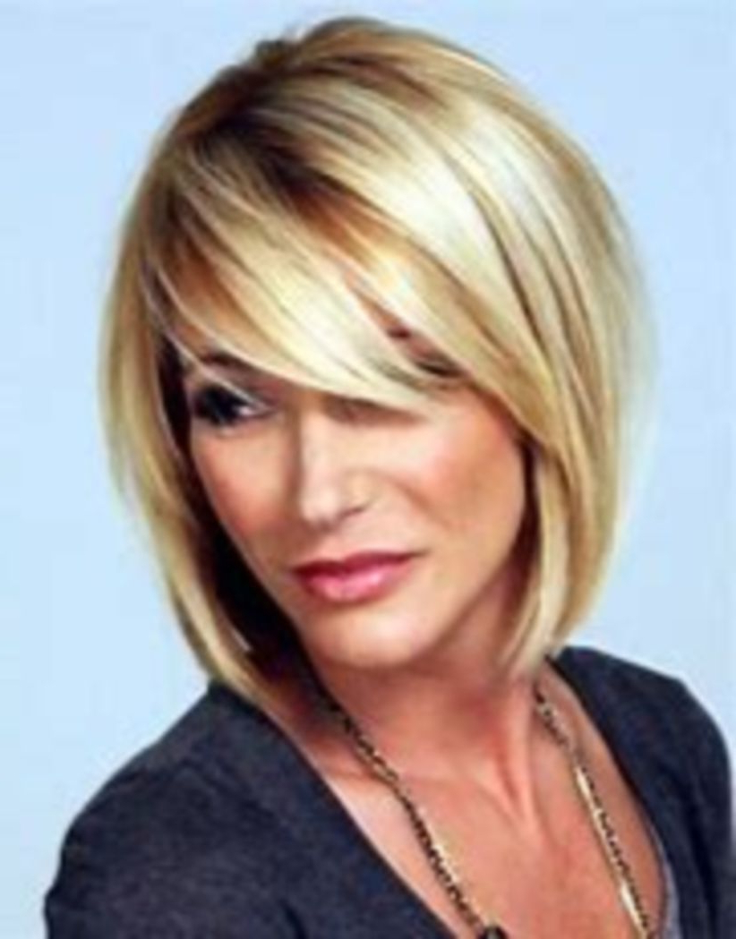 Cool 45 Sexy Short Hairstyles For Women Over 50 Http://clothme For Bouncy Bob Hairstyles For Women 50+ (View 18 of 20)