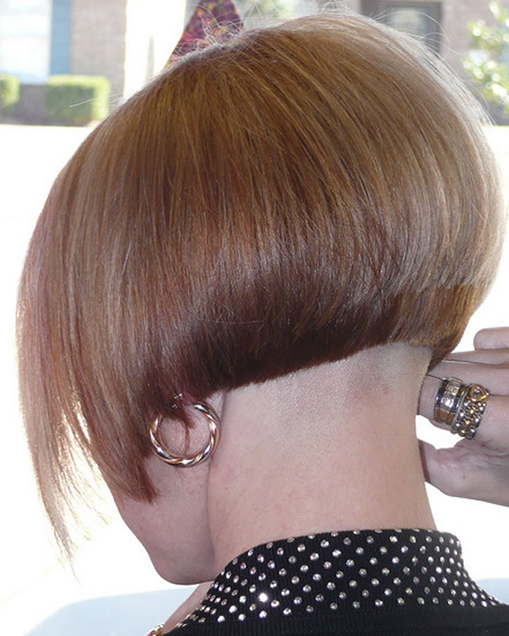 Extreme Nape Shaving Bob Haircuts & Hairstyles For Women – Hairstyles Throughout Pixie Bob Hairstyles With Nape Undercut (Gallery 19 of 20)
