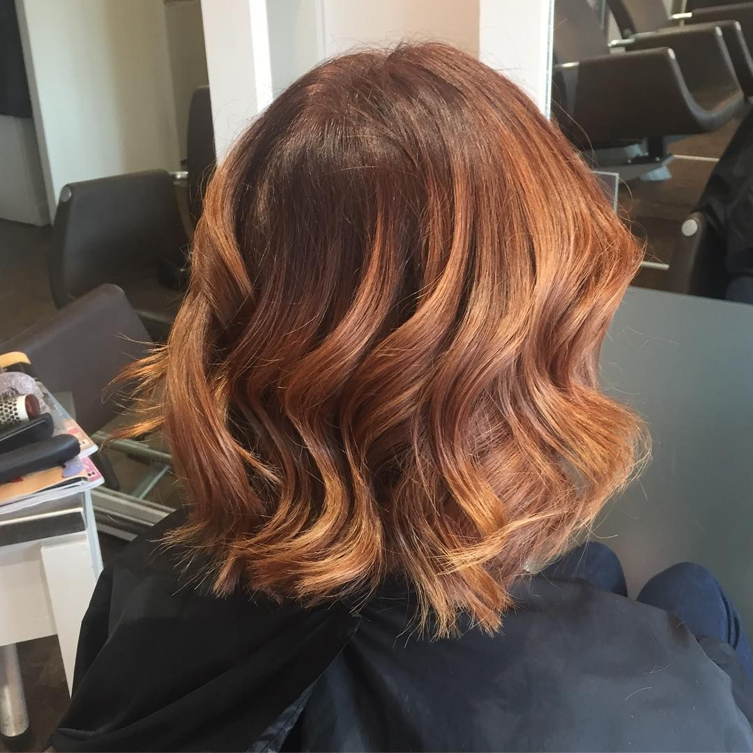 Freshened Up This Guests Balayage Today (View 4 of 20)