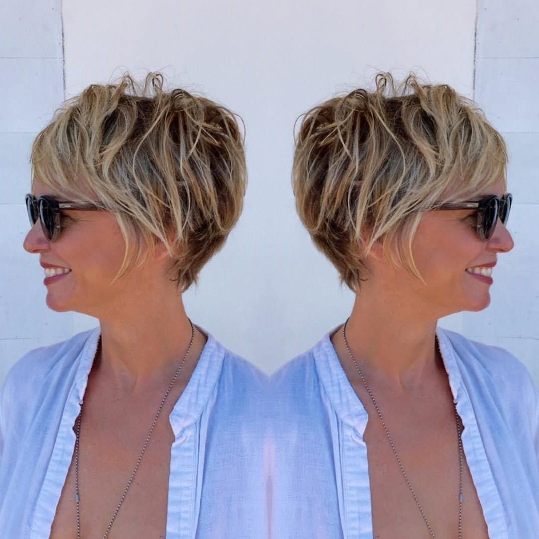 Hairstyles For Short Wavy Hair Over 50 Awesome 90 Classy And Simple Intended For Short And Simple Hairstyles For Women Over (View 12 of 20)