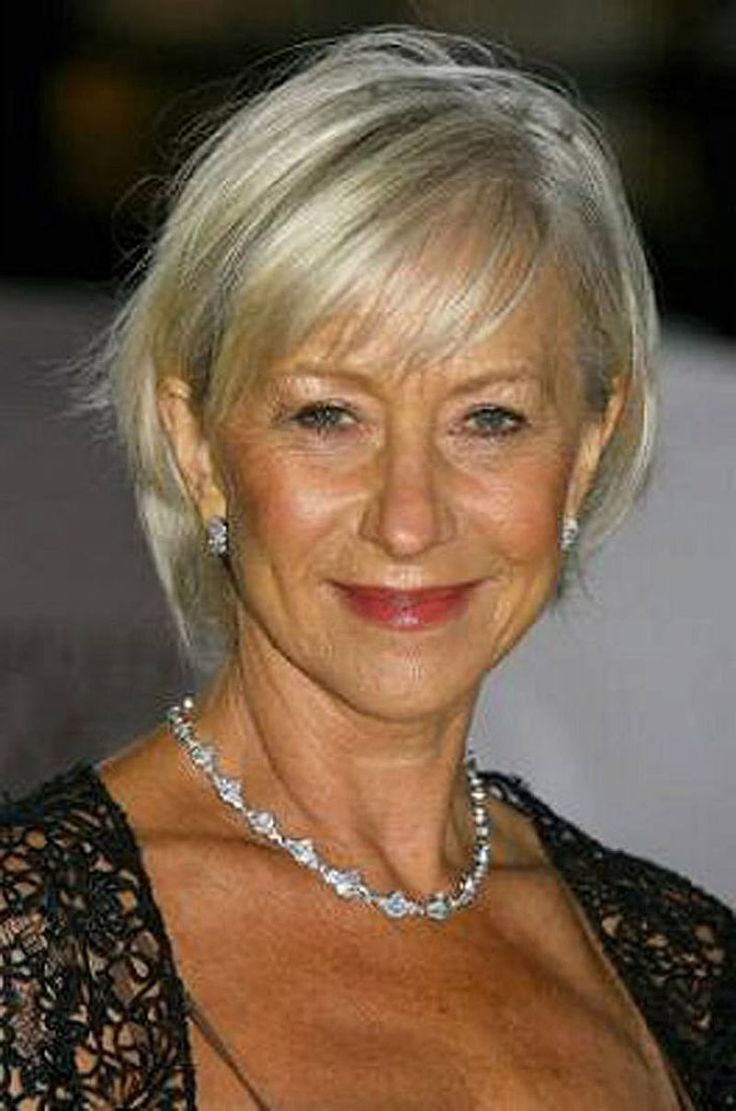 Hairstyles For Women Over 50 With Fine Hair | Hair | Pinterest Regarding Bouncy Bob Hairstyles For Women 50+ (View 19 of 20)
