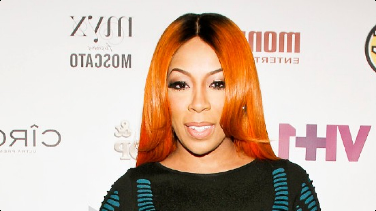 K Michelle Burnt Orange Hair | Burnt Orange Hair Color | Projects To Pertaining To Burnt Orange Bob Hairstyles With Highlights (Gallery 13 of 20)