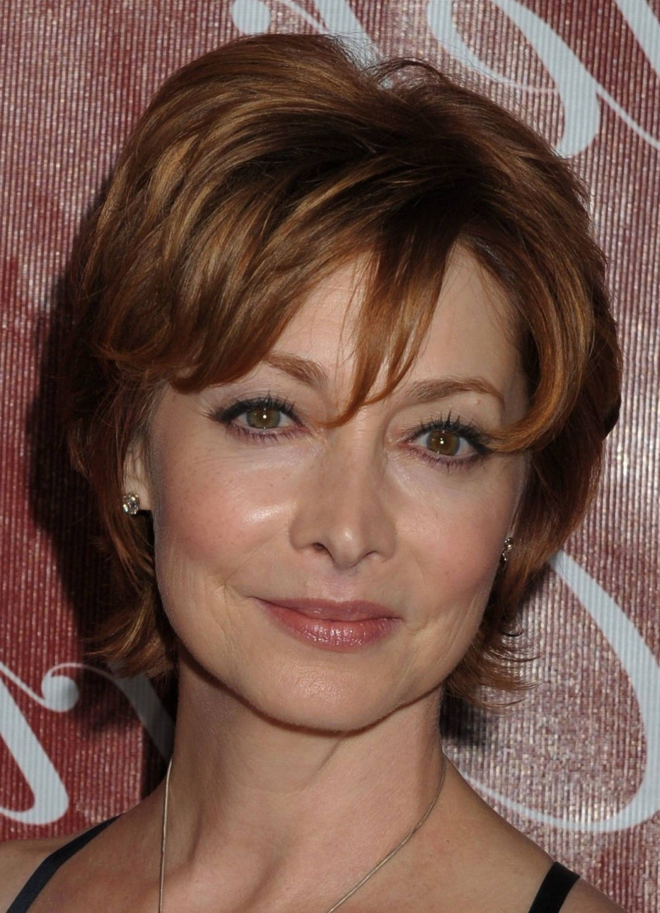Layered Hairstyles For Older Women With Fine Hair Short Hairstyles Within Mature Short Layered Haircuts (Gallery 12 of 20)