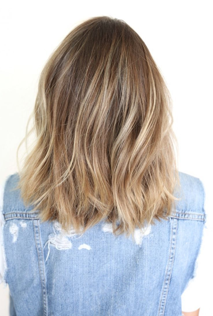 Long Bob Haircuts Back View | Hair And Beauty | Pinterest | Hair Regarding Honey Blonde Layered Bob Hairstyles With Short Back (View 18 of 20)