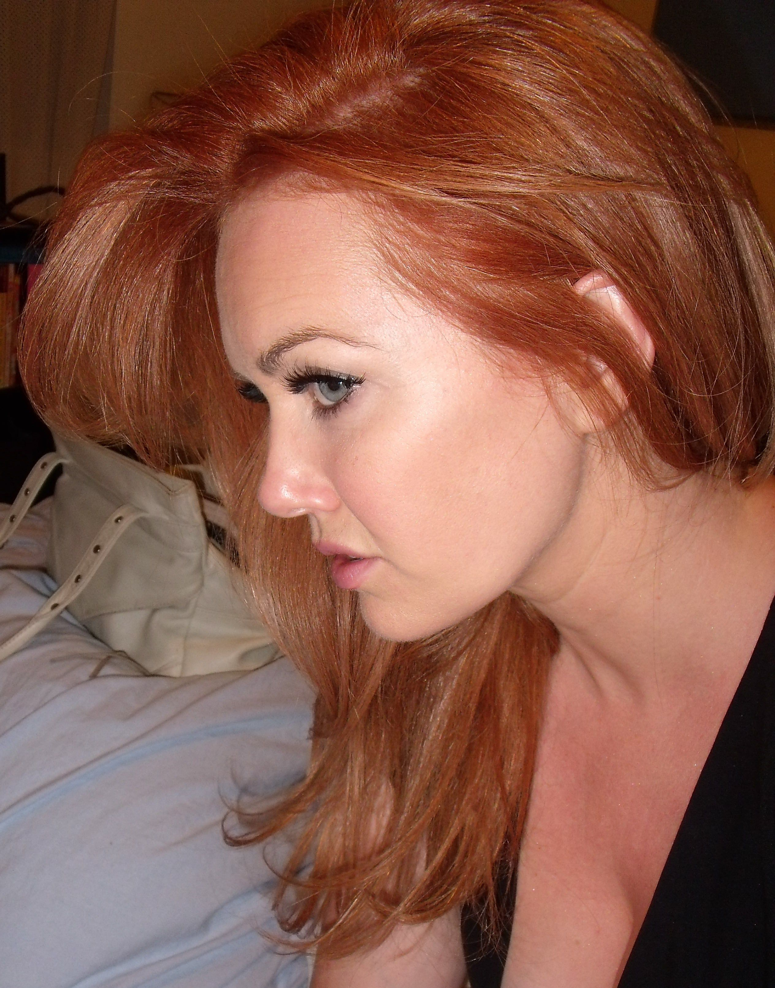 Loreal Preference 6R Light Auburn – Google Search | Hairstyles In 2018 With Soft Auburn Look Hairstyles (Gallery 11 of 20)