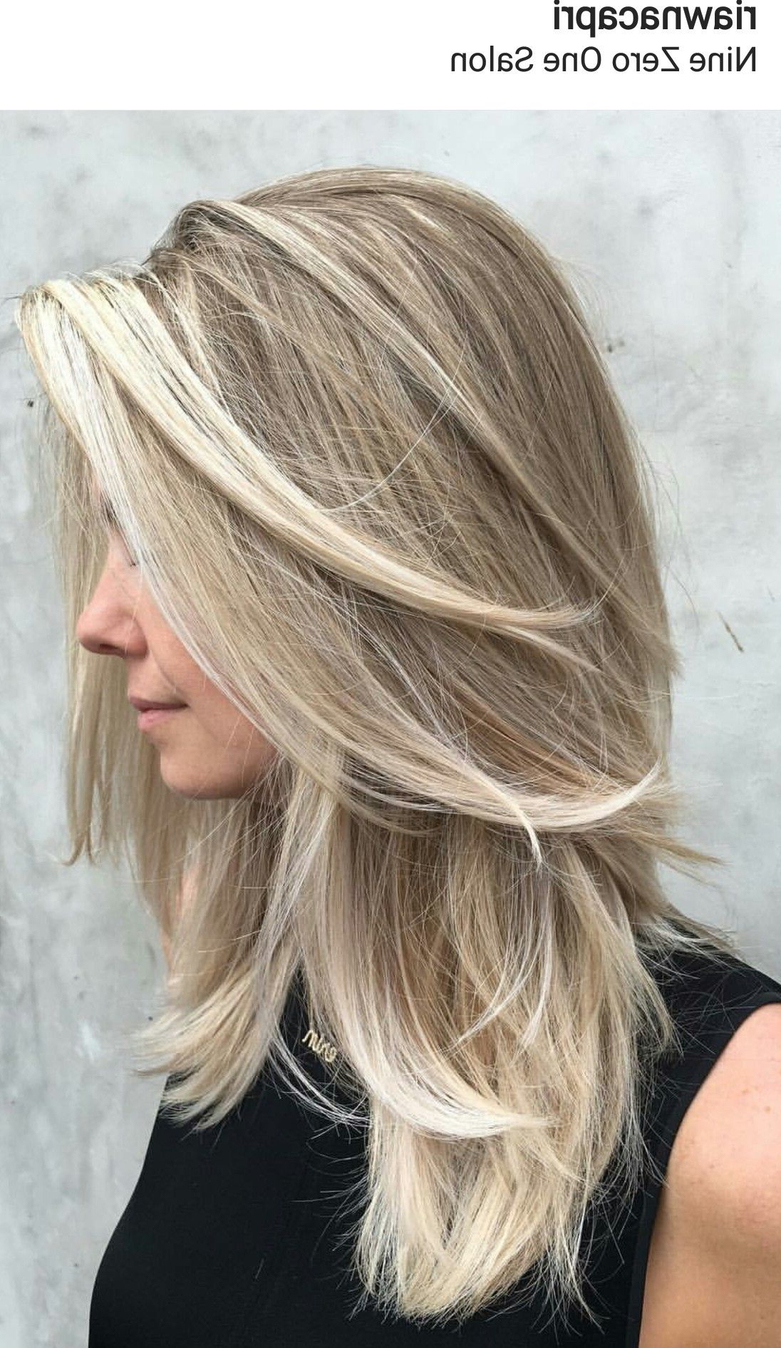 Maintain Gorgeous Locks With These Tips In 2018 | Hair Cuts With Regard To Gorgeous Feathered Look Hairstyles (View 16 of 20)
