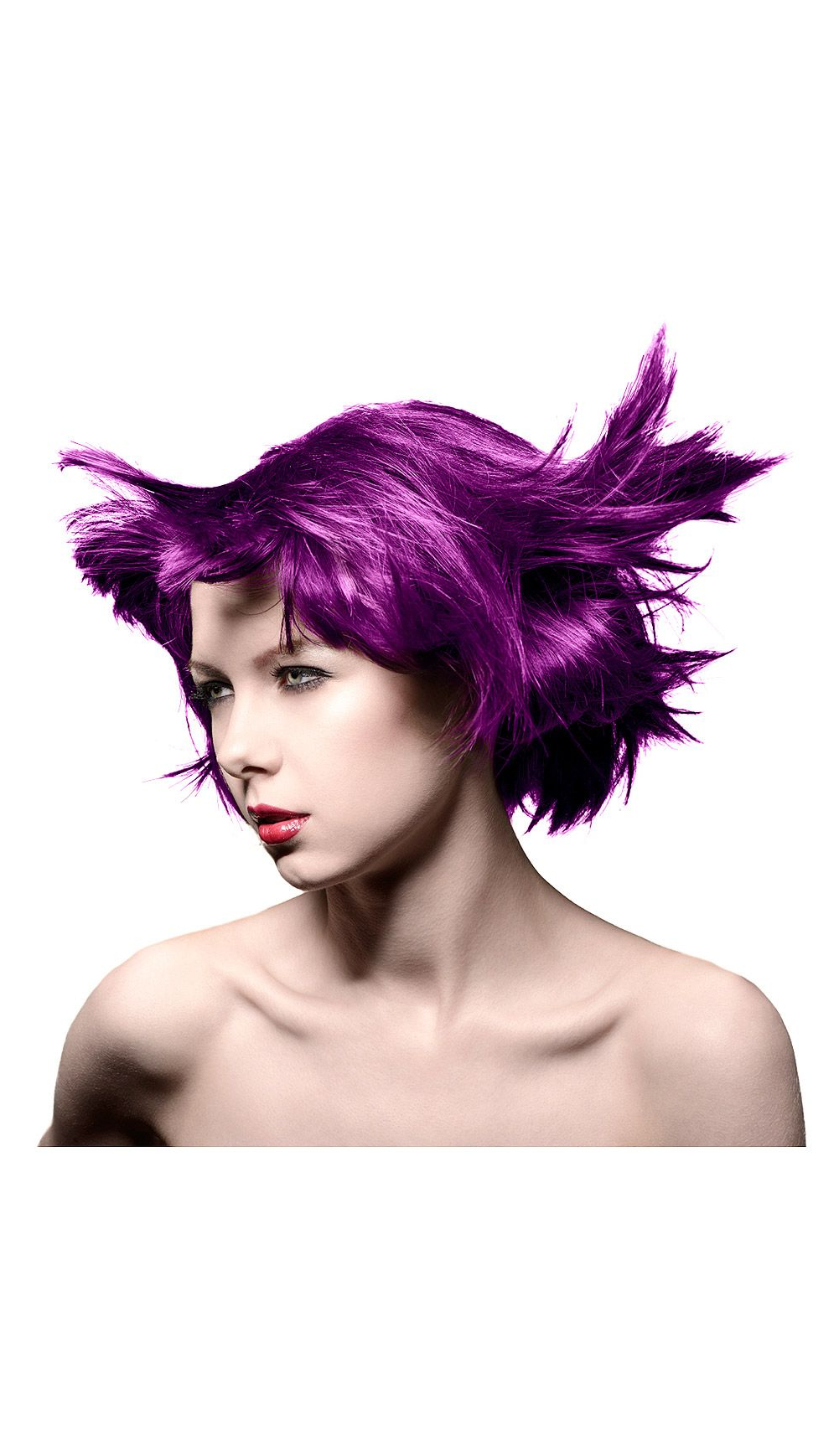 Manic Panic Classic Cream Hair Colour – Purple Haze For Purple Haze Hairstyles (View 17 of 20)