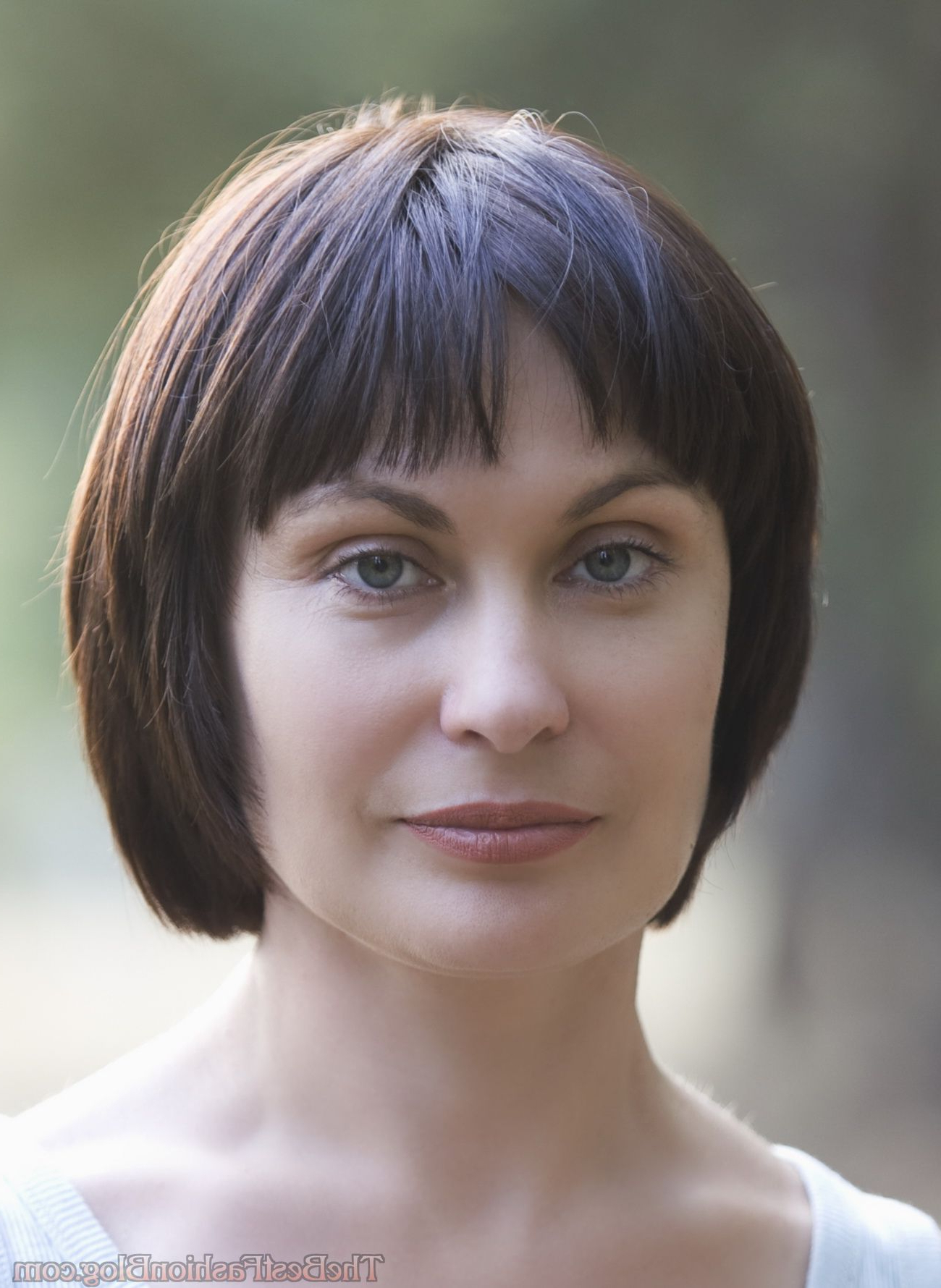 Older Women Short Haircuts 2019 Within Layered Pixie Hairstyles With Textured Bangs (Gallery 19 of 20)
