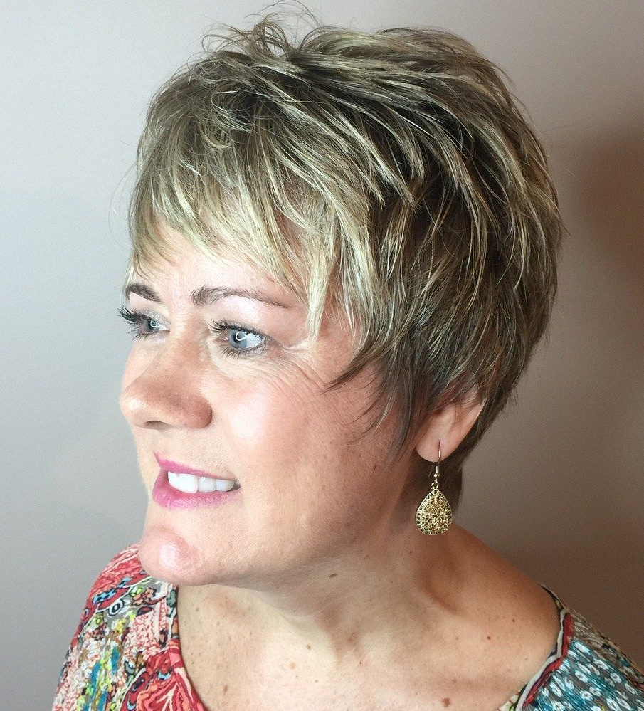 Over 50 Pixie With Lots Of Piece Y Layers #shorthairstyles | Short With Over 50 Pixie Hairstyles With Lots Of Piece Y Layers (Gallery 1 of 20)