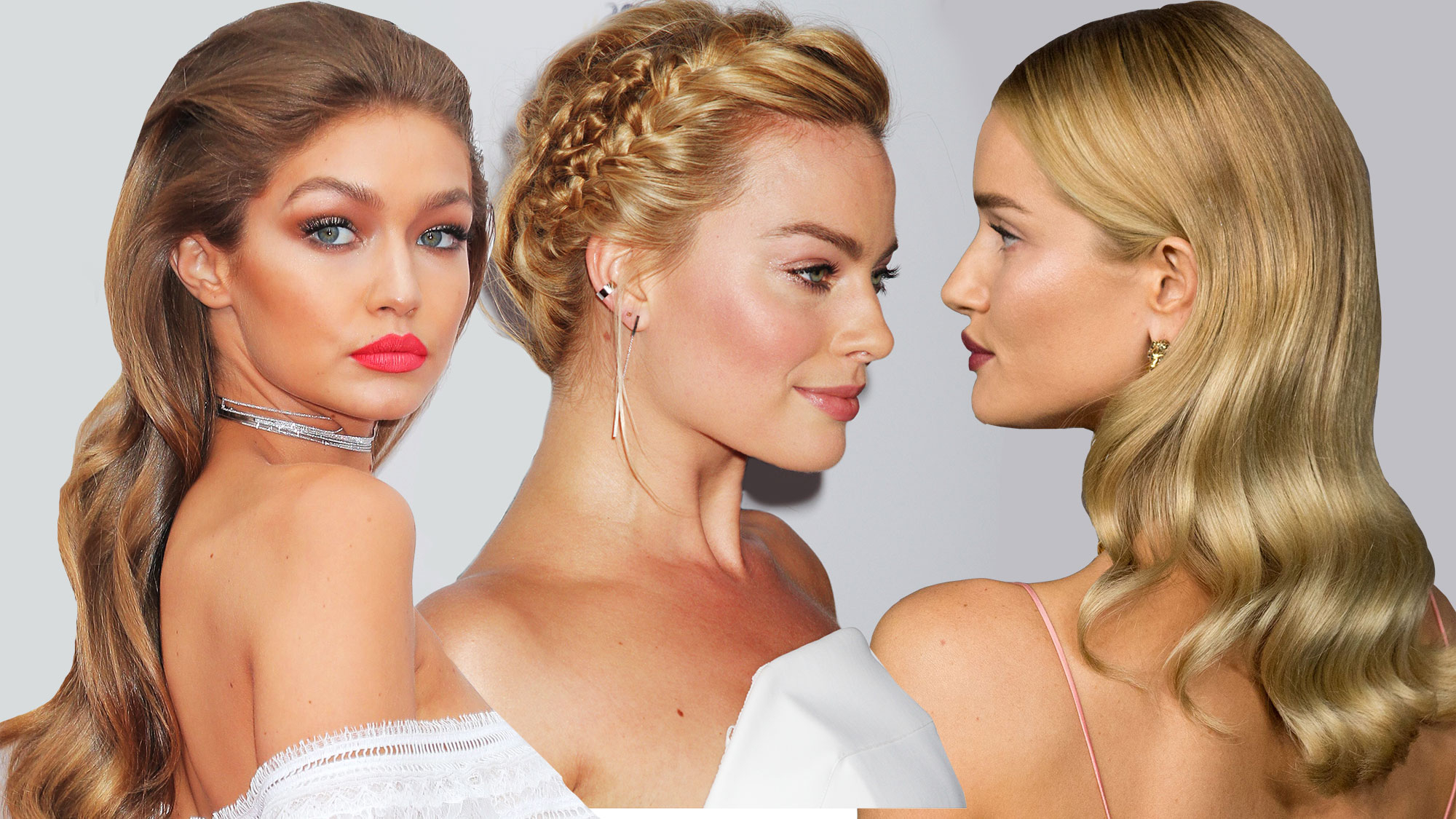 Party Hairstyles: How To Nail Your 2018 Christmas Party Beauty Look Throughout Silver And Sophisticated Hairstyles (View 18 of 20)