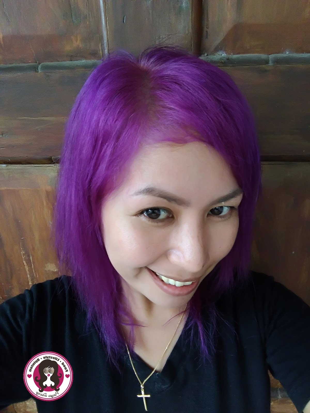 Piaya Diary: June 2017 Inside Purple Haze Hairstyles (View 12 of 20)