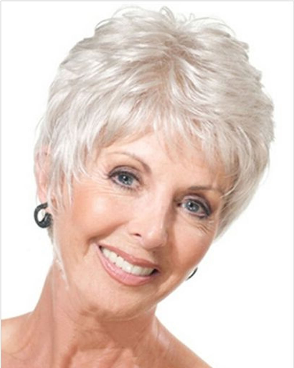 Pixie Short Haircuts For Older Women Over 50 & 2018 2019 Short Regarding Pixie Hairstyles For Women Over  (View 15 of 20)