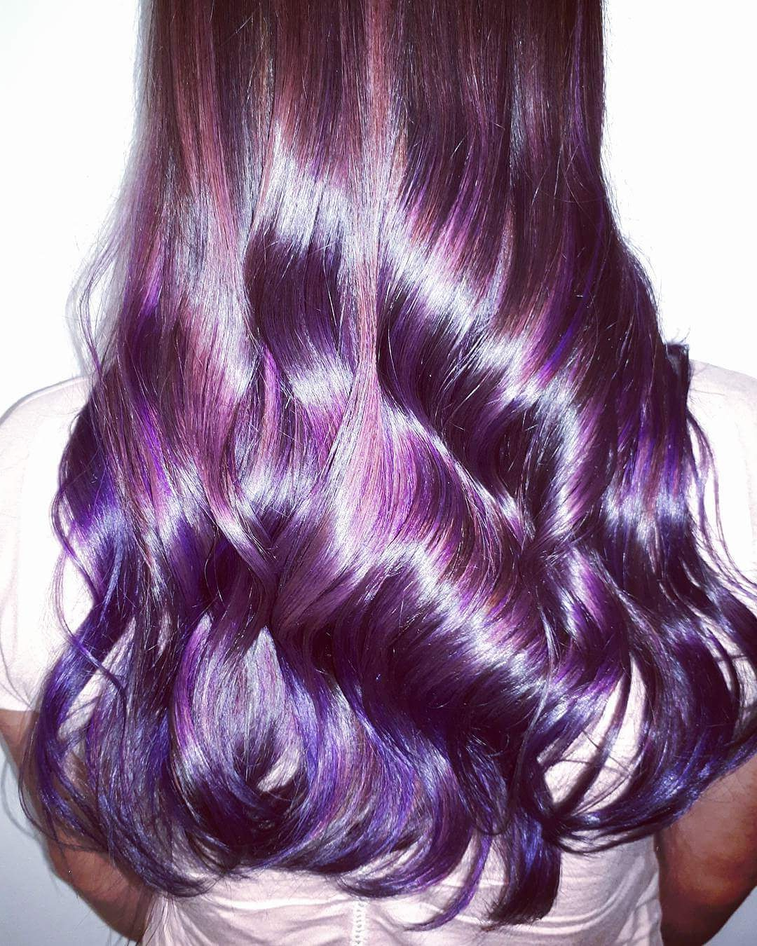 Purple Hazetanya – Salon Rx In Purple Haze Hairstyles (View 15 of 20)