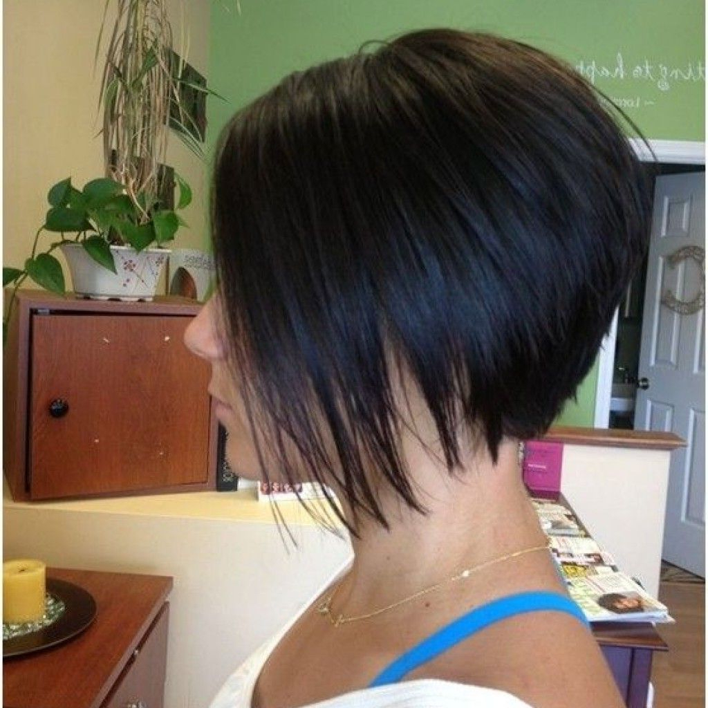 Sassy Stacked Bob Haircut | Hair Stuff | Pinterest | Sassy, Haircuts Inside Sassy And Stacked Hairstyles (Gallery 3 of 20)