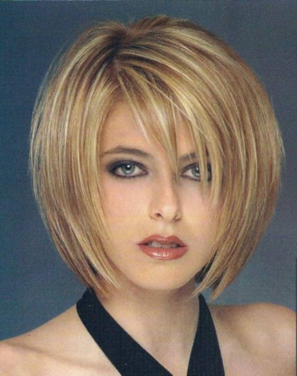 Short Bob Haircuts For Thin Hair – Short And Cuts Hairstyles Throughout Layered Bob Hairstyles For Fine Hair (View 13 of 20)