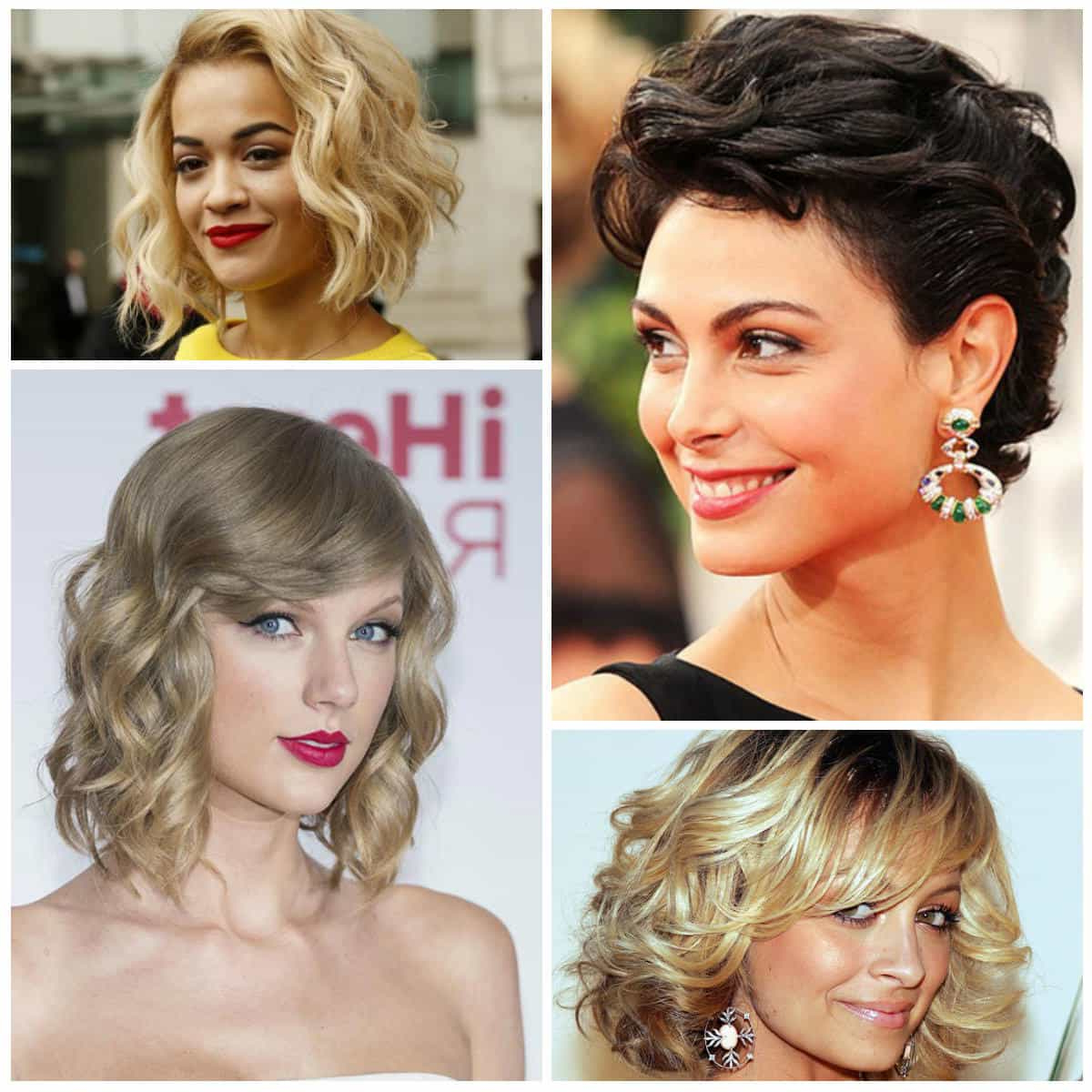 Short Curly Haircuts 2018 – 2019 – Short And Cuts Hairstyles With Regard To Short Curly Hairstyles (View 14 of 20)