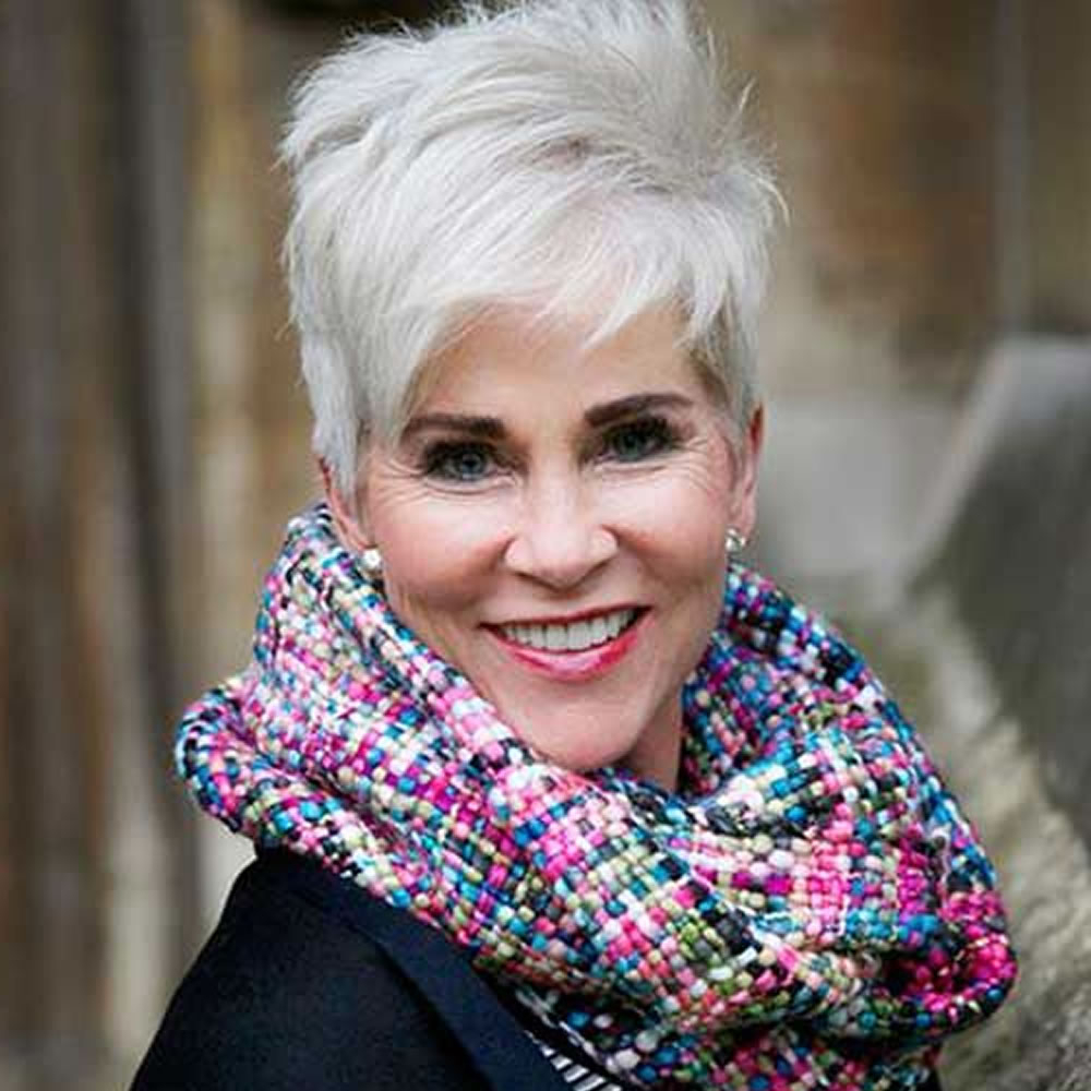 Short Gray Hairstyles For Older Women Over 50 – Gray Hair Colors Regarding Gray Pixie Hairstyles For Over (View 3 of 20)