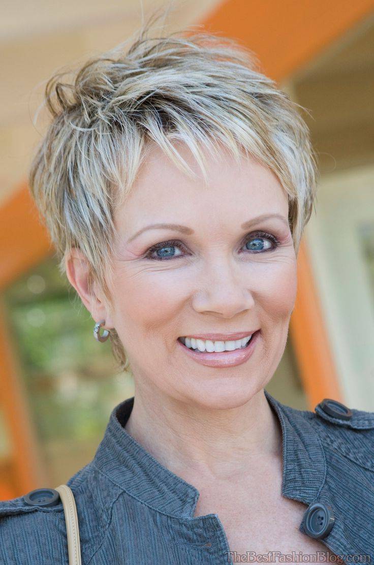 Short Hair Round Face Double Chin Short Hairstyles For Round Faces Within Pixie Hairstyles For Women Over  (View 17 of 20)