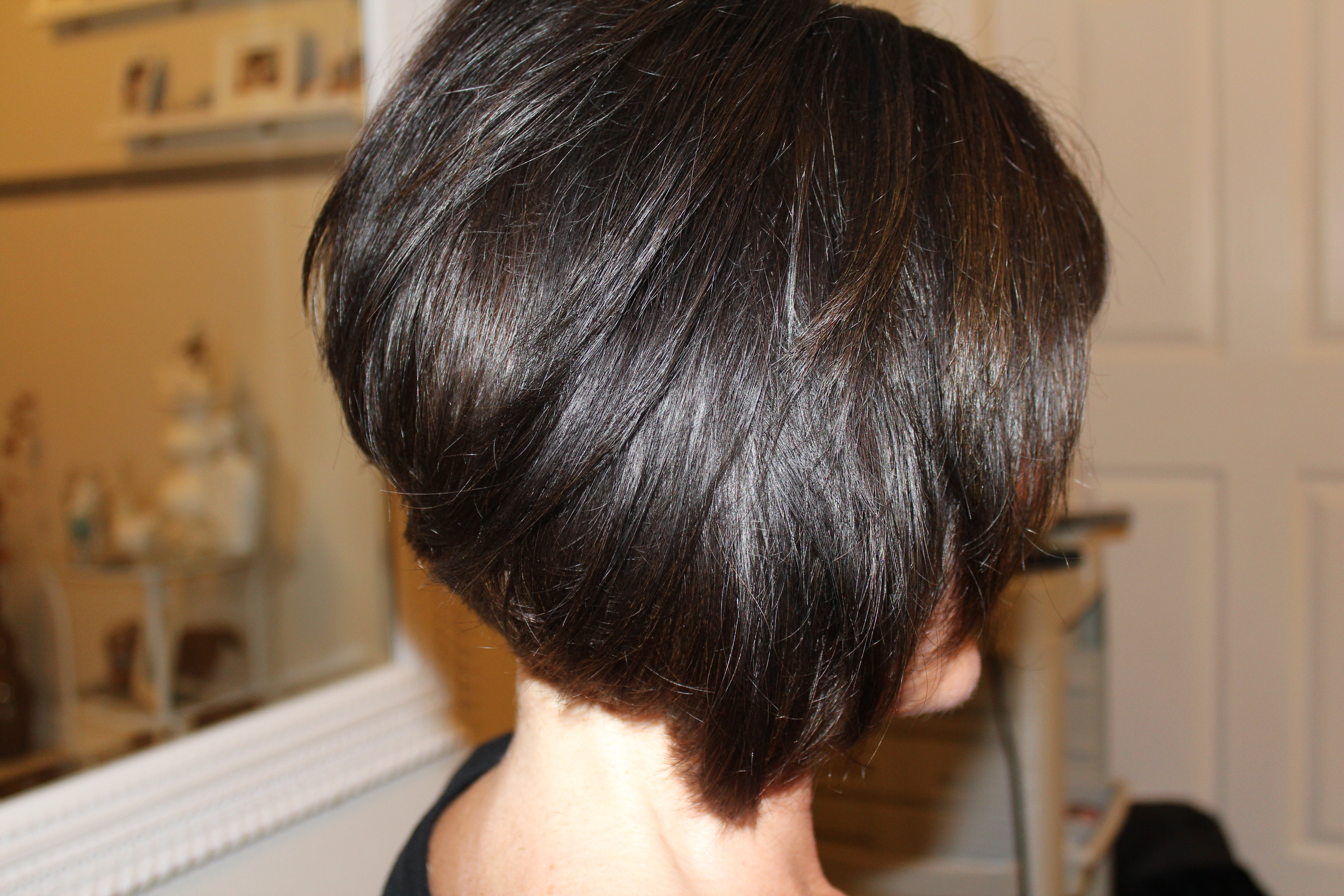Short Haircuts Stacked In The Back – Hairstyle For Women & Man With Sassy And Stacked Hairstyles (View 16 of 20)