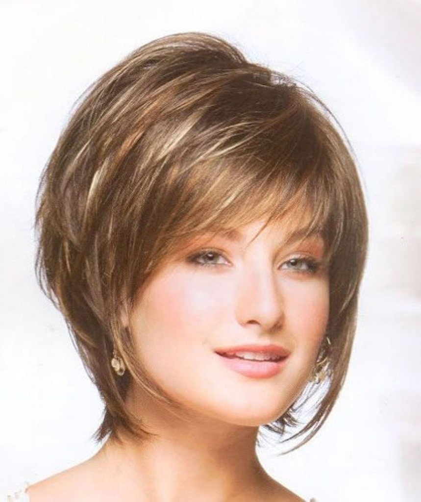 Short Layered Bob Hairstyles 2016 – When – Image Results With Layered Bob Hairstyles For Fine Hair (Gallery 7 of 20)