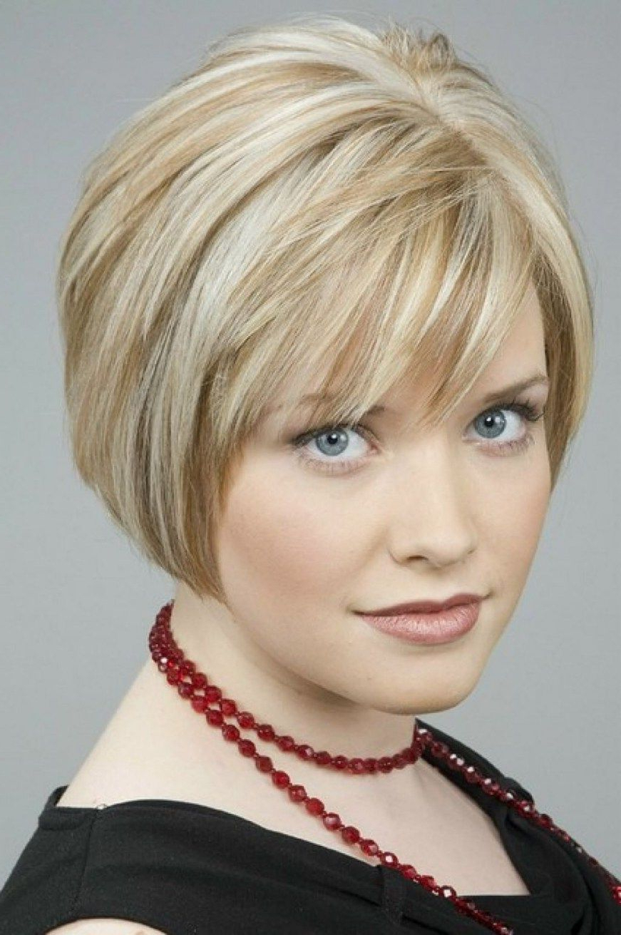 Short Layered Bob Hairstyles For Thin Hair | Hairstyles Ideas For Me Regarding Layered Bob Hairstyles For Fine Hair (Gallery 2 of 20)
