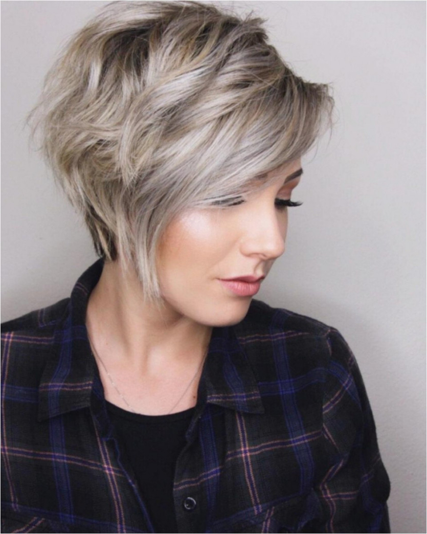 Short Layered Hairstyles With Bangs For Thick Hair Inspirational Throughout Short Layered Hairstyles For Thick Hair (View 18 of 20)