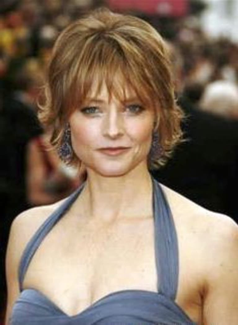 Short To Medium Hairstyles For Women Over 50 | Womens Hairstyles Inside Chic Blonde Pixie Bob Hairstyles For Women Over 50 (Gallery 18 of 20)