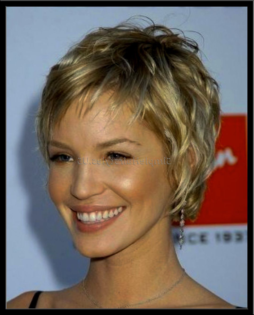 Simple Short Hairstyles For Women Over 50 | Simplehairstyles For Short And Simple Hairstyles For Women Over (View 3 of 20)