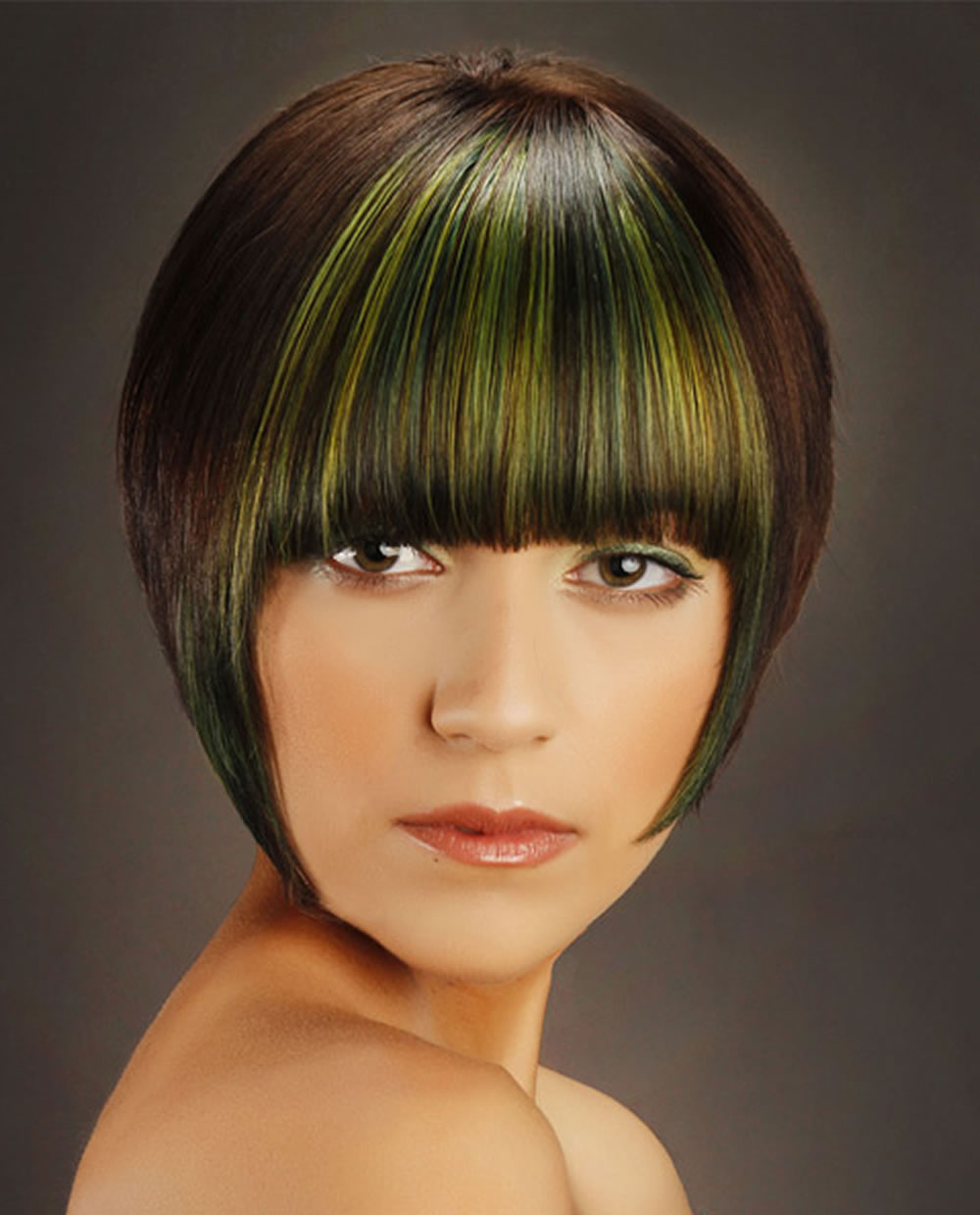 Straight Bob Haircut With Bangs 2018 2019 – Hairstyles With Straight Bob Hairstyles With Bangs (View 17 of 20)