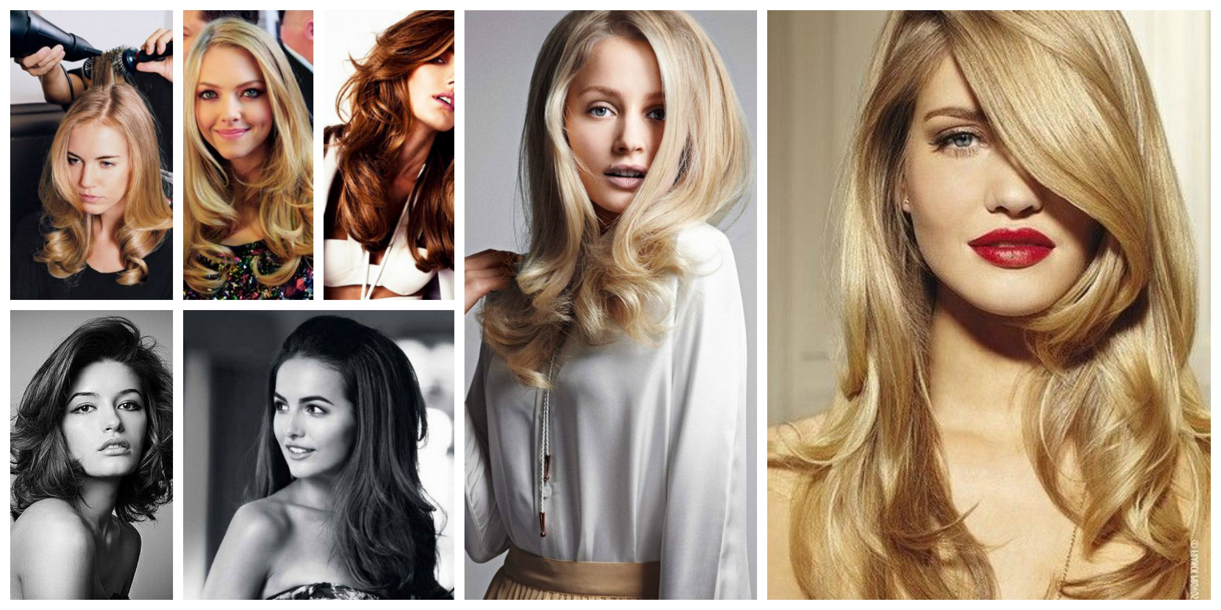 Featured Photo of Perfect Blow Out Hairstyles