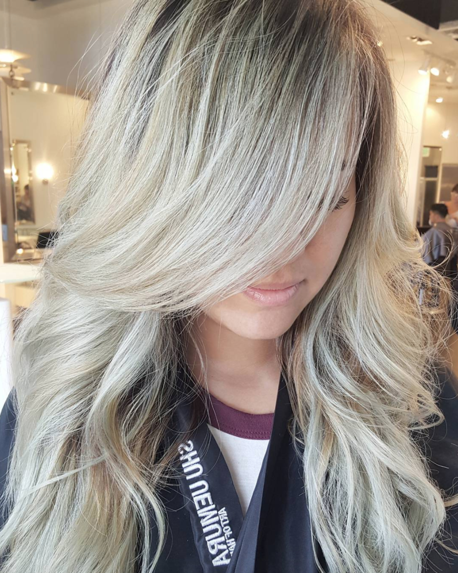 The Most Popular Haircuts For 2018 – Glamour For Gray Hairstyles With High Layers (View 20 of 20)