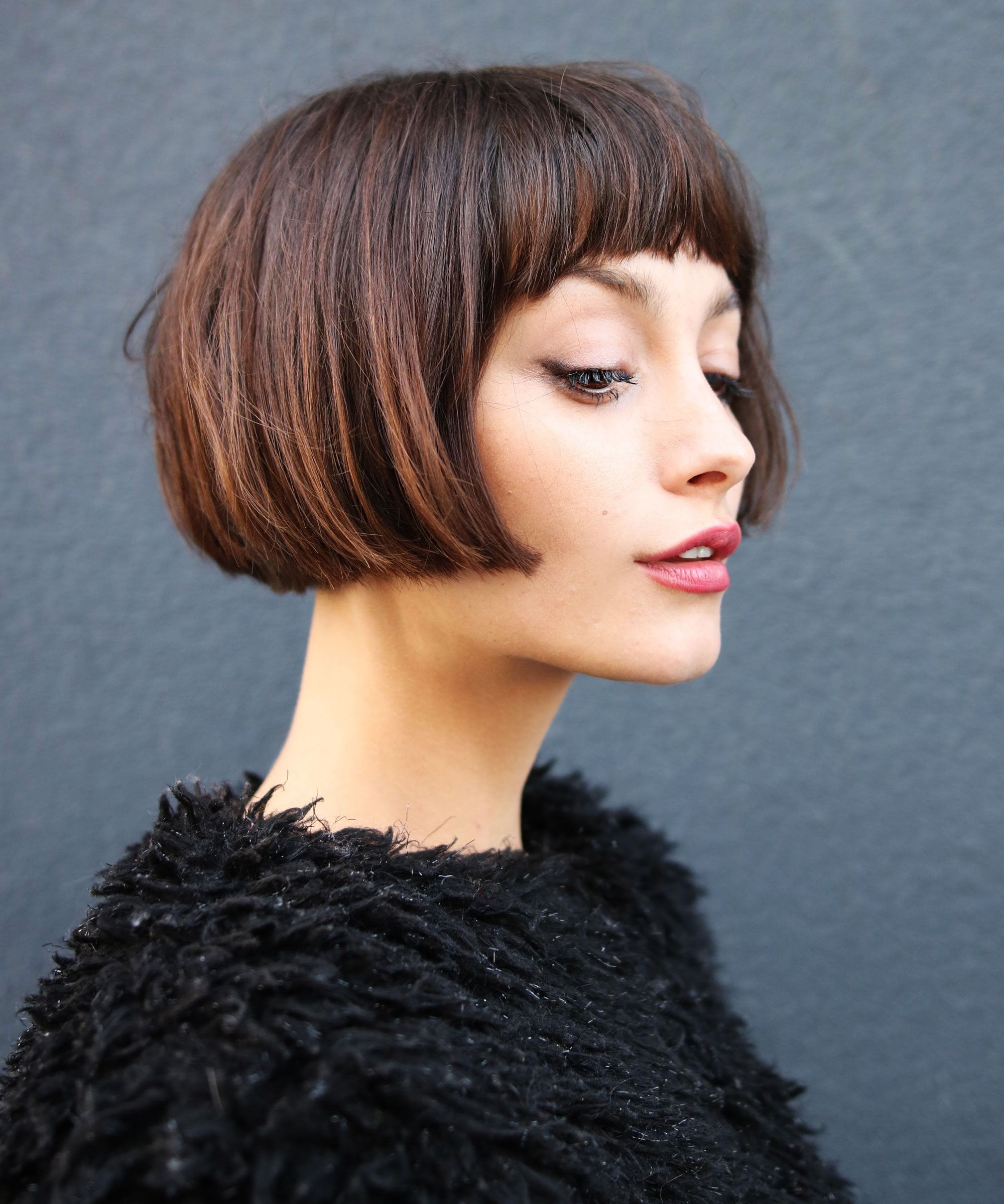 These Will Be Huge This Year Regarding Straight Bob Hairstyles With Bangs (View 16 of 20)