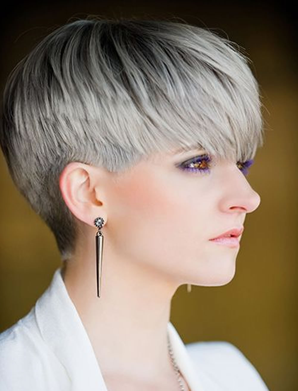 Trend Short Haircuts For 2018 2019 Best Pixie Hair Ideas & Video With Gray Pixie Hairstyles For Thick Hair (View 20 of 20)