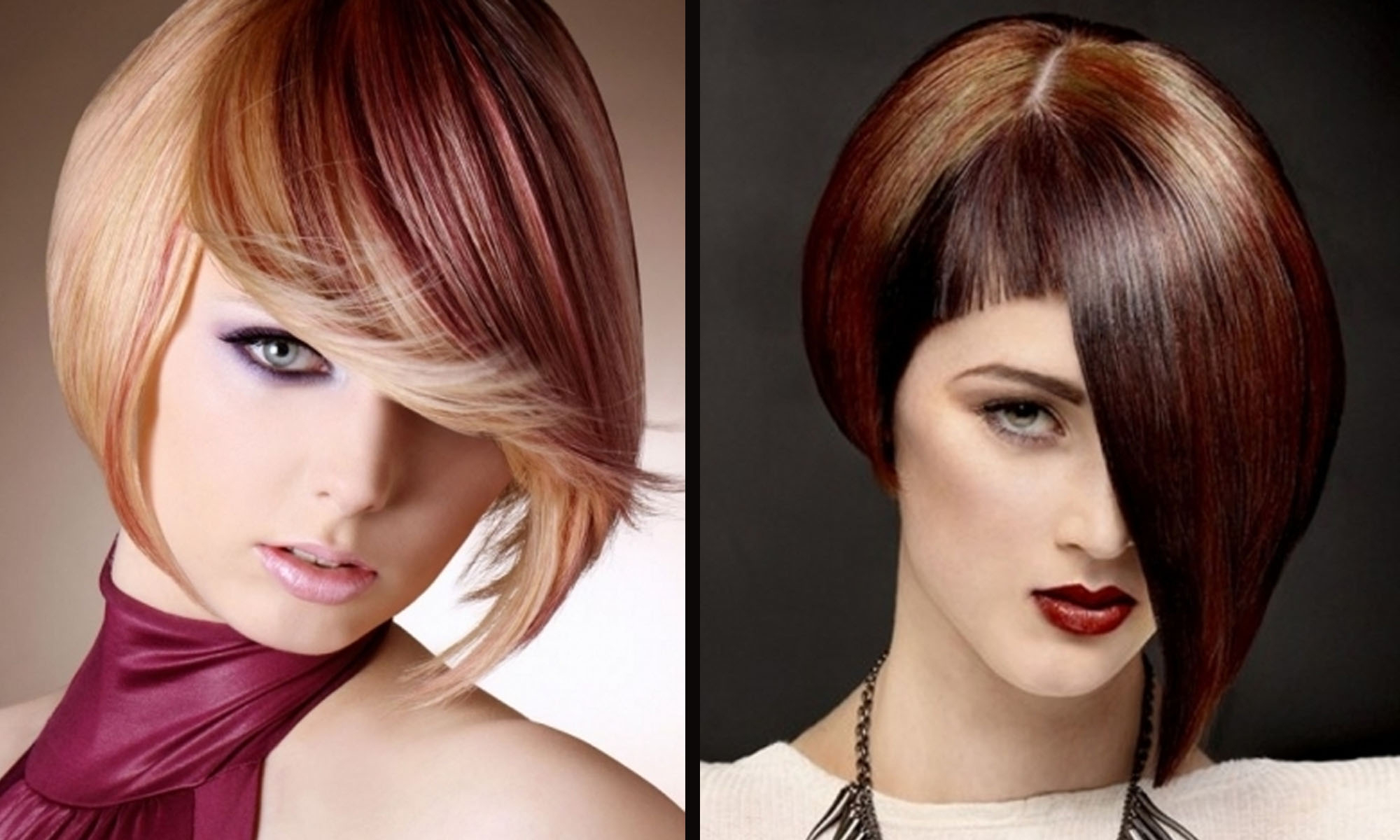 Two Tone Short Hair – Hairstyle For Women & Man With Two Tone Spiky Short Haircuts (View 3 of 20)