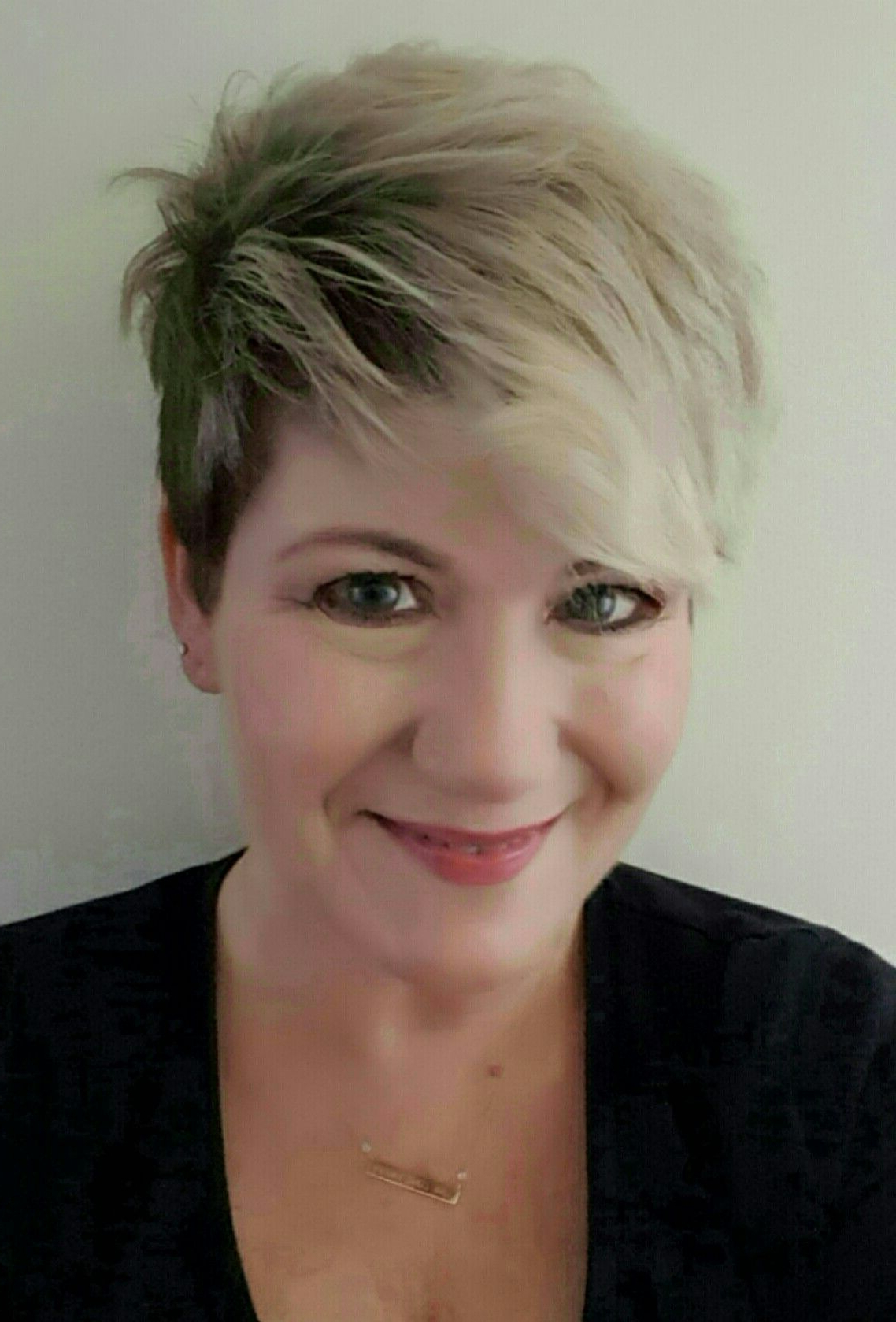 Undercut Pixie For Women Over 50! | Hair/beauty In 2018 | Pinterest For Pixie Undercut Hairstyles For Women Over (View 5 of 20)