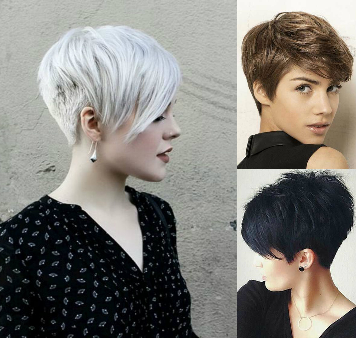 Vibrant Layered Pixie Haircuts 2017 | Hairdrome Regarding Textured Pixie Hairstyles With Highlights (Gallery 3 of 20)