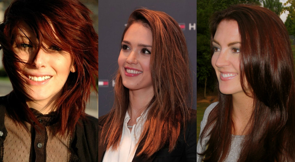Warm Auburn Hair Colors For Cold Fall/winter 2017 | Hairstyles Intended For Soft Auburn Look Hairstyles (View 8 of 20)