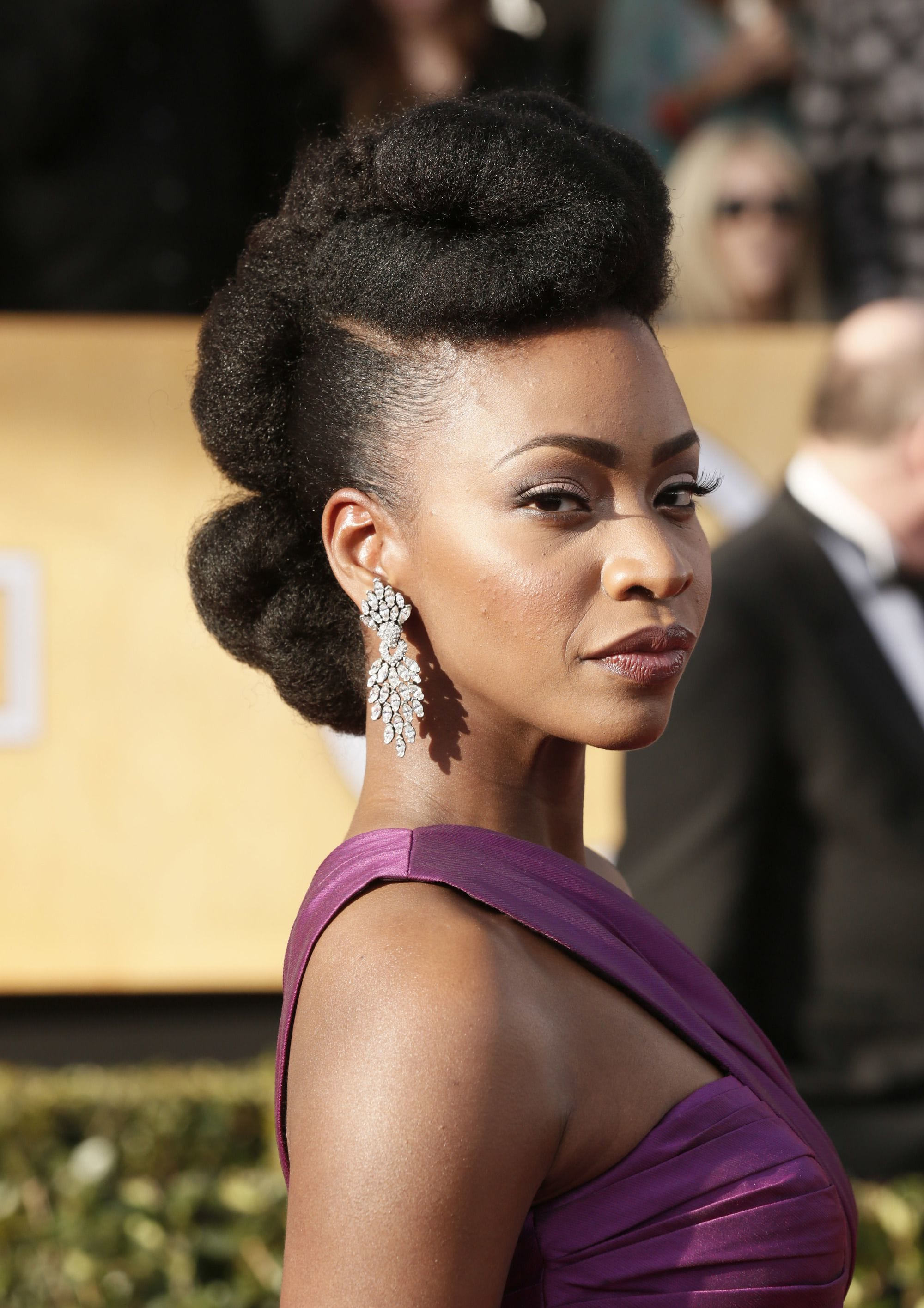 10 Mohawk Hairstyles For Black Women You Seriously Need To Try (View 13 of 20)
