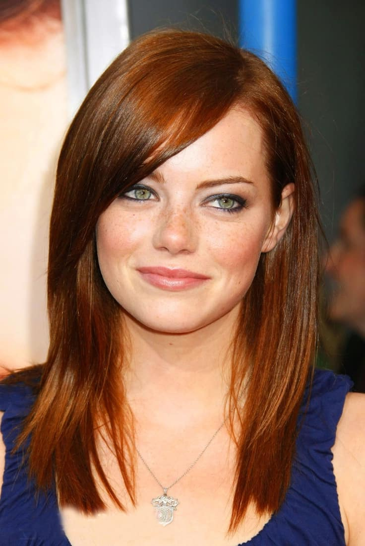 10 Ways To Style Your Medium Auburn Hair Color Within Most Recently Released Auburn Medium Haircuts (View 3 of 20)