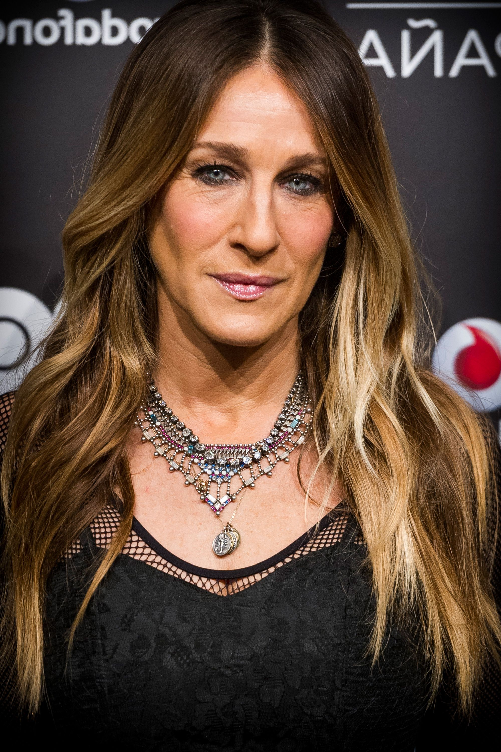 14 Stunning Ombré Hair Ideas From Celebrities – Celeb Ombré Hair With Regard To Newest Sarah Jessica Parker Medium Hairstyles (Gallery 9 of 20)