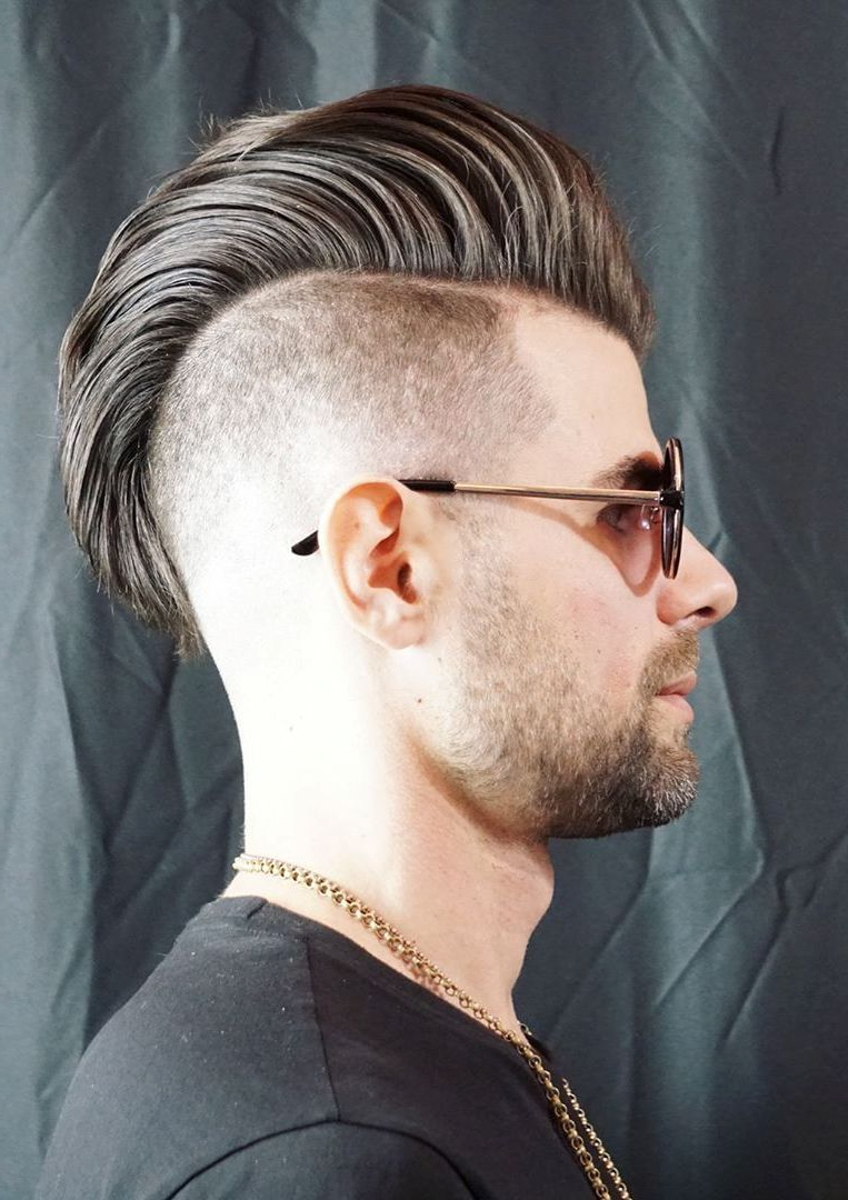 15 Perfect Mens Mohawk Hairstyles To Look Unique In The Crowd In Well Known Barely There Mohawk Hairstyles (View 1 of 20)