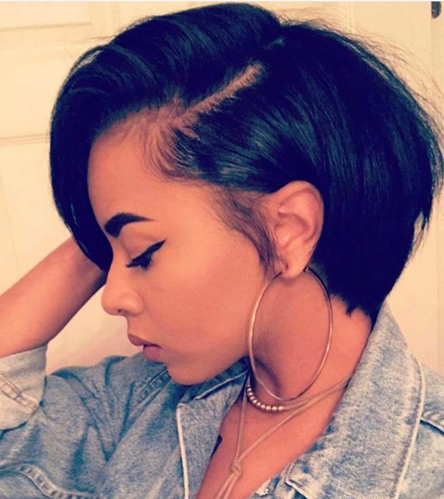 18 Stunning Short Hairstyles For Black Women – Haircuts & Hairstyles Throughout Popular Medium Haircuts For African Women (Gallery 13 of 20)