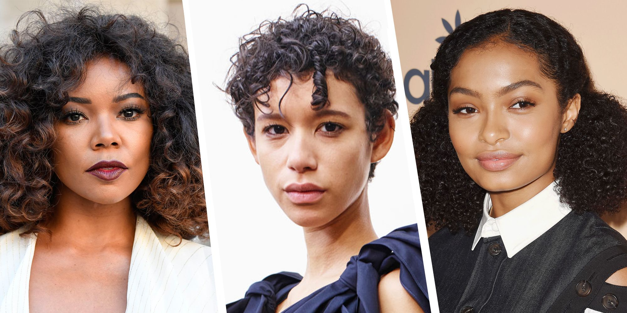 19 Easy Curly Hairstyles – How To Style Long, Medium, Or Short Curly In 2017 Medium Haircuts For Naturally Curly Black Hair (Gallery 17 of 20)