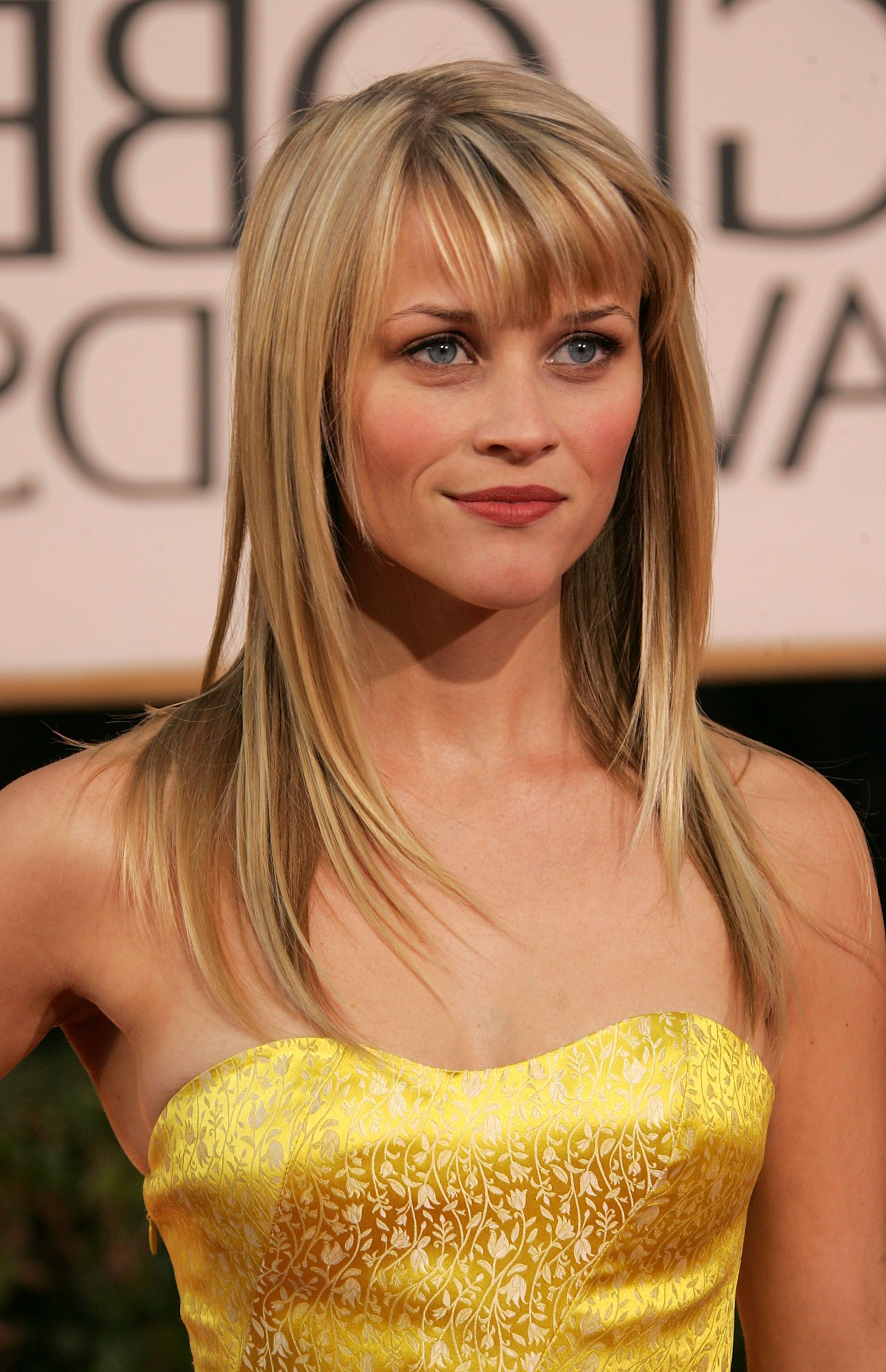 19 Side Fringe Hairstyles For 2019 – Celebrity Inspiration Pertaining To Most Recent Medium Haircuts With Side Fringe (Gallery 4 of 20)