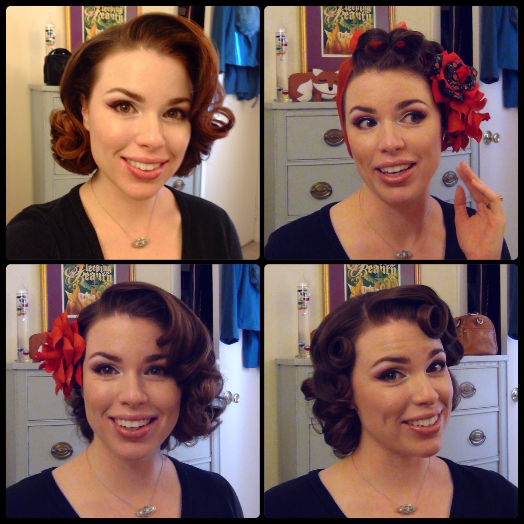 1950s Hairstyles For Women Hairstyle For Women Man In How To Do Regarding Newest 1950s Medium Hairstyles (Gallery 10 of 20)