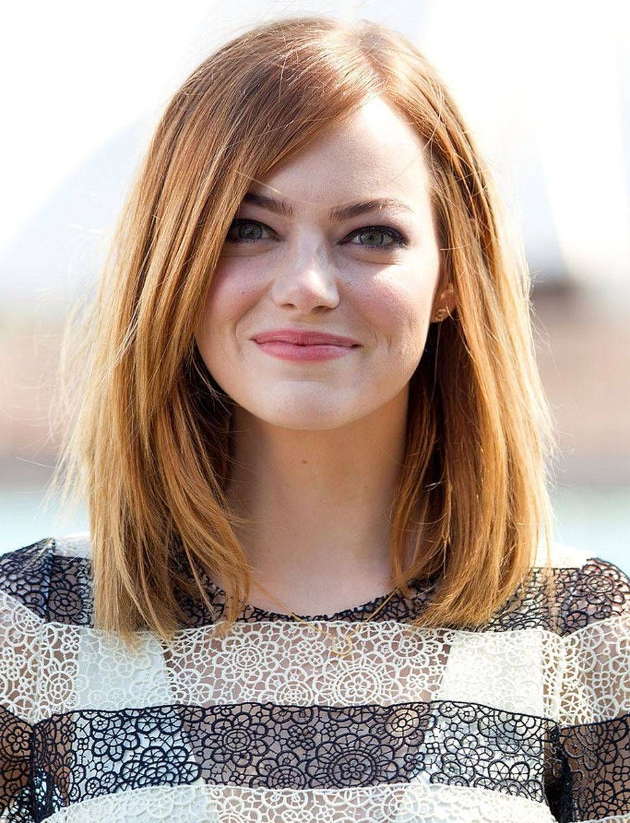 20 Best Haircuts For Round Faces (View 12 of 20)