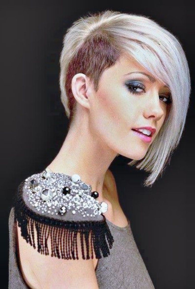 20 Shaved Hairstyles For Women (View 1 of 20)