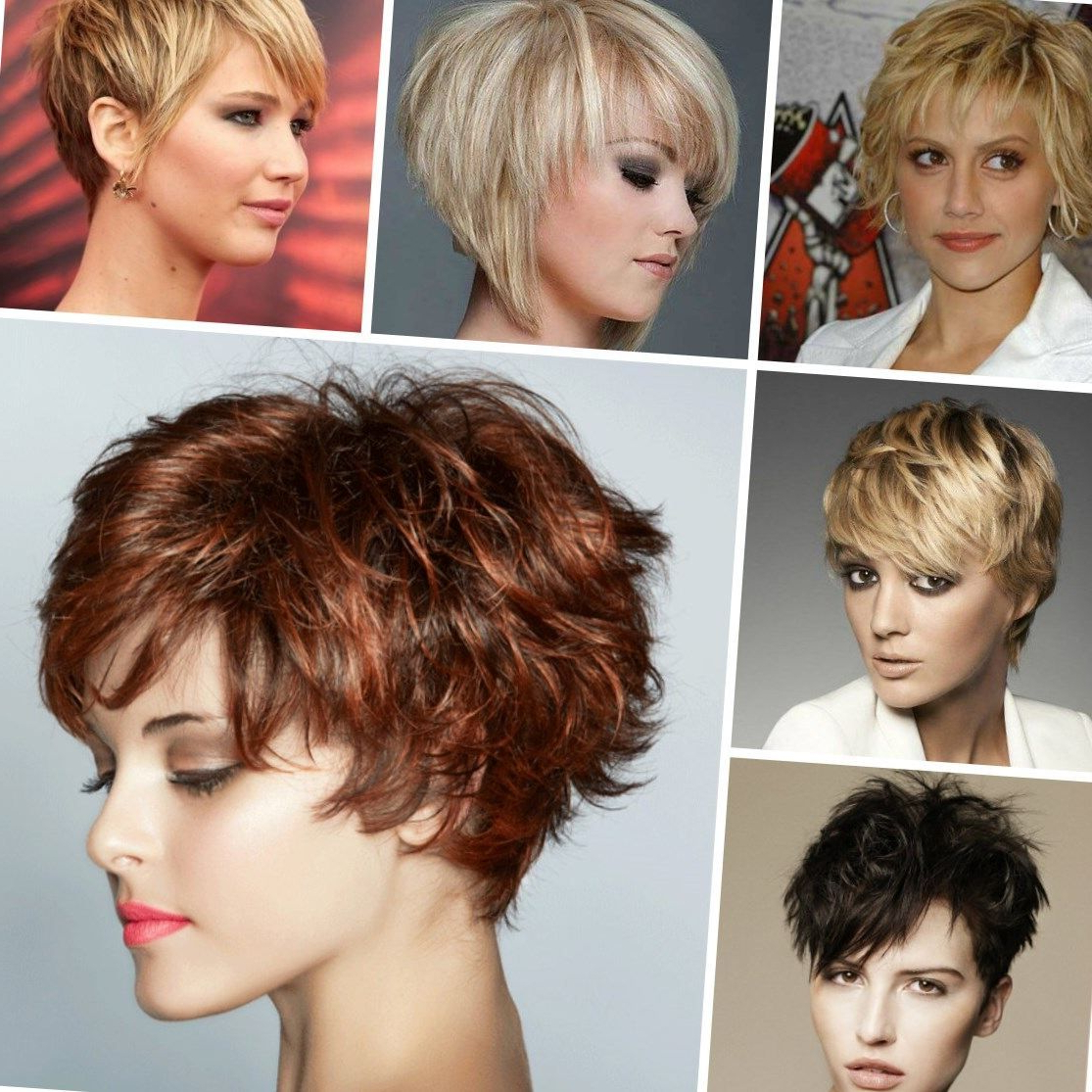 20 Short Sassy Haircuts Short Hairstyles 2017 2018 Most Short With Regard To Most Popular Sassy Medium Haircuts For Thick Hair (View 1 of 20)