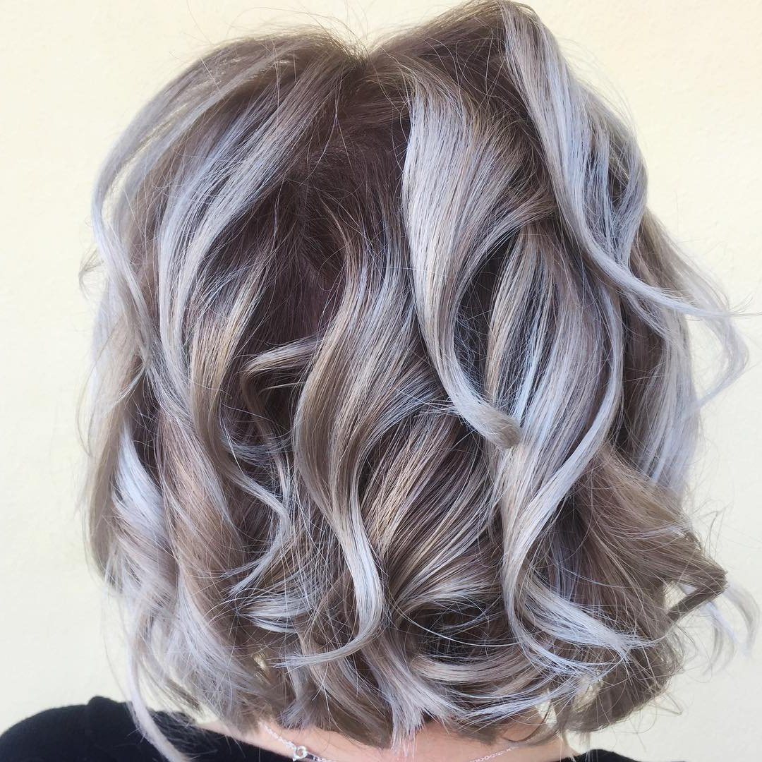 20 Trendy Hair Color Ideas 2019: Platinum Blonde Hair Ideas Intended For Most Up To Date Platinum Blonde Medium Hairstyles (Gallery 19 of 20)